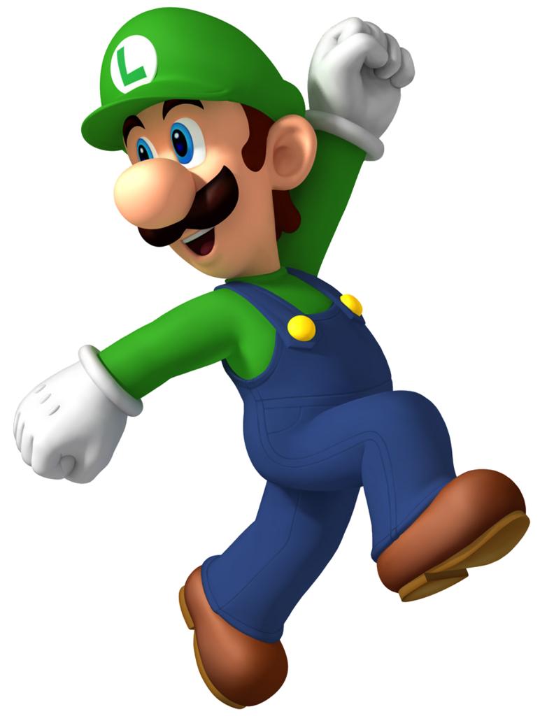 Image - Luigi.png - Fantendo, the Video Game Fanon Wiki