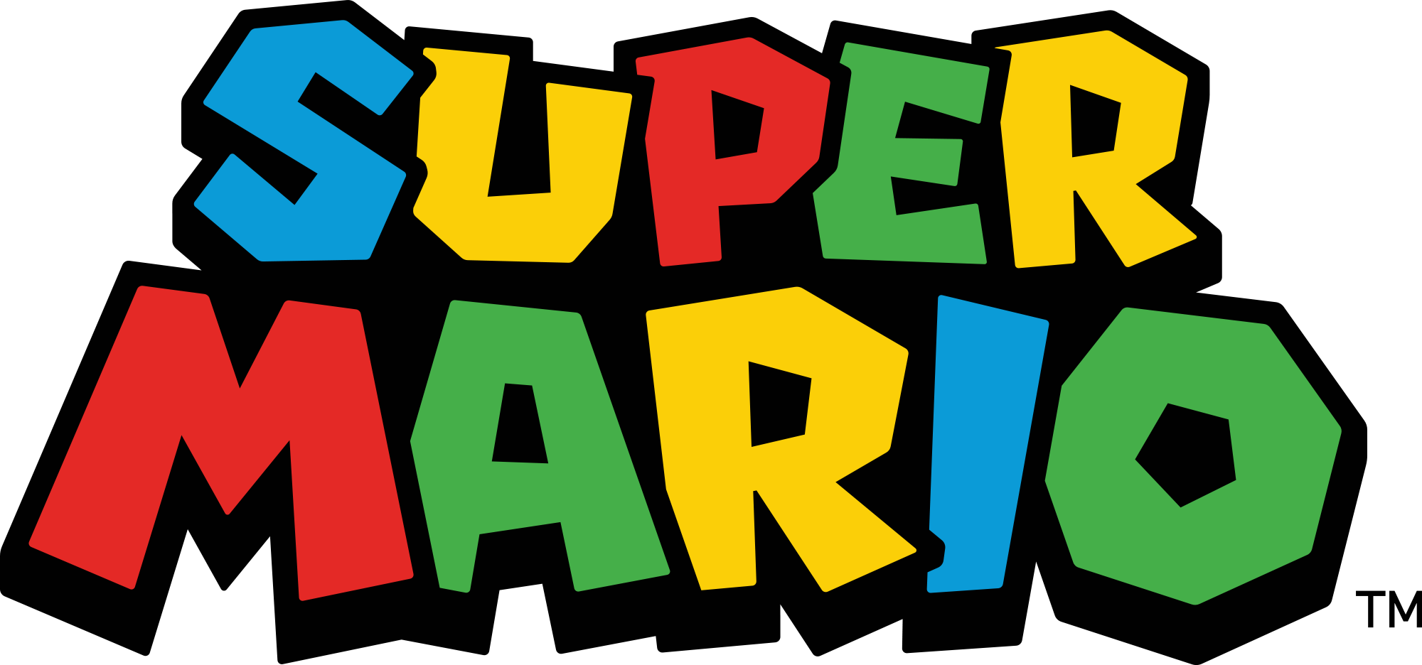 Super Mario Logo
