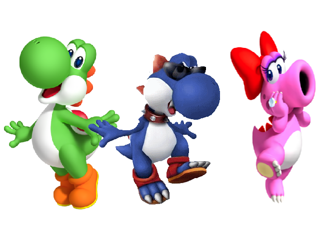 Size of this preview  640   215  469 pixels   Other resolution  320   215  235    Yoshi Vs Boshi