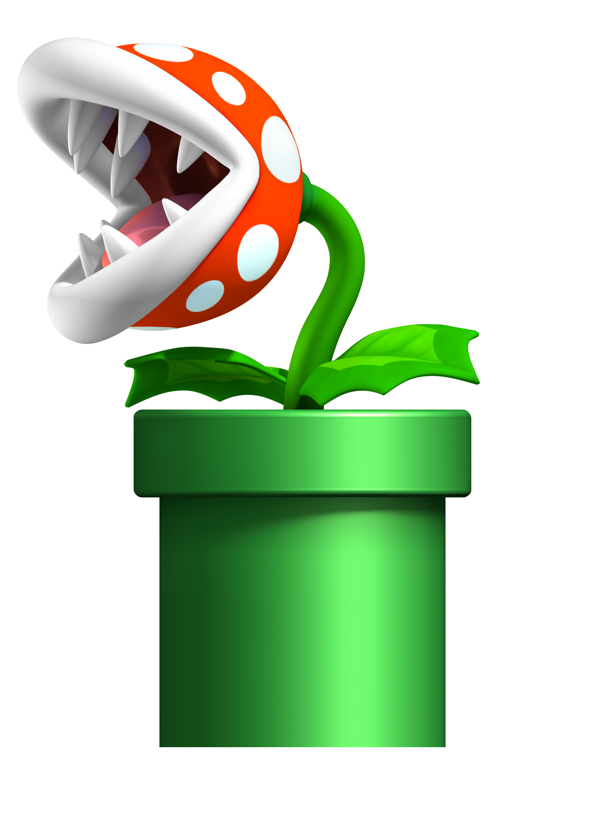 Image piranha plant fantendo the video for Plante mario