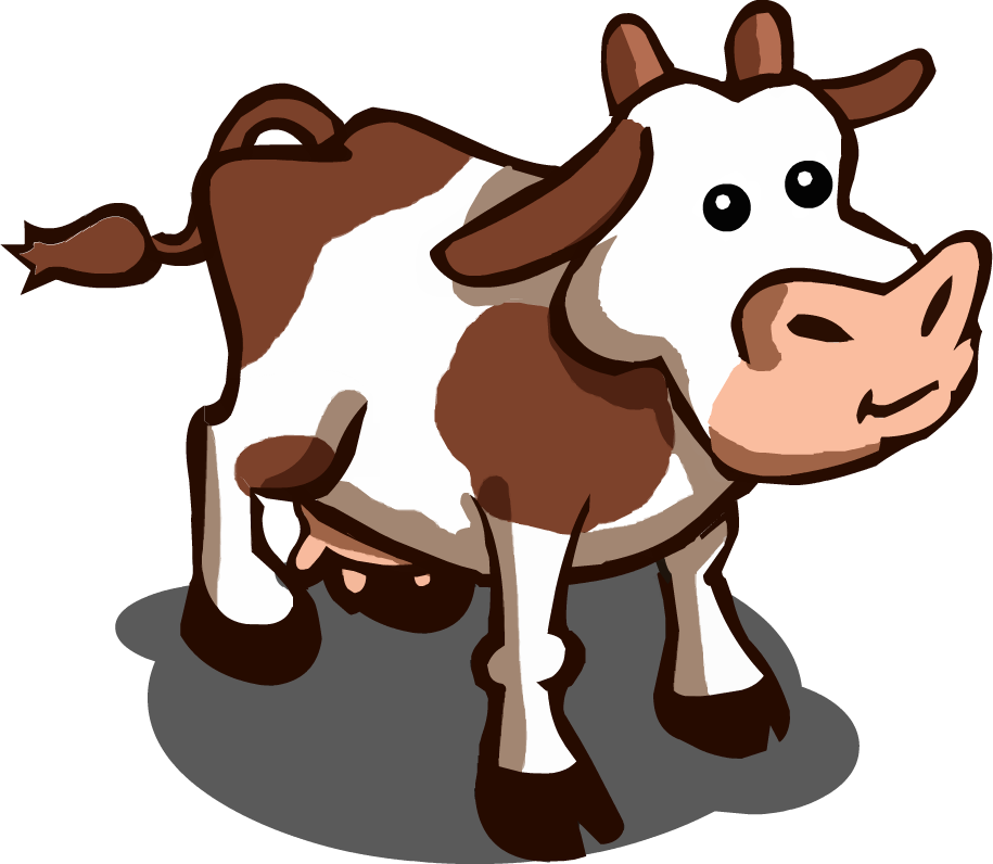 Image Cow Farmville Wiki Seeds Animals