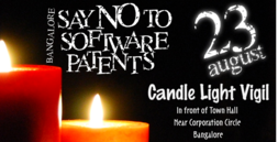 No Patent for Softwares