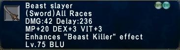 ZNM Beast_slayer