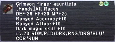 GODZ 10/18 Crimson_Finger_Gauntlets