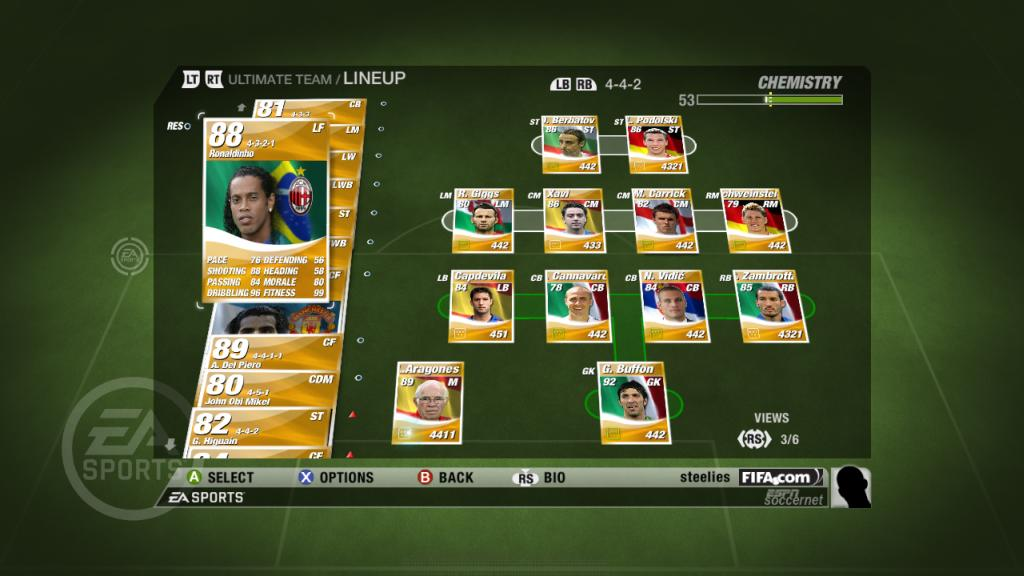 Fifa 13 Ultimate Team Web App Sign In