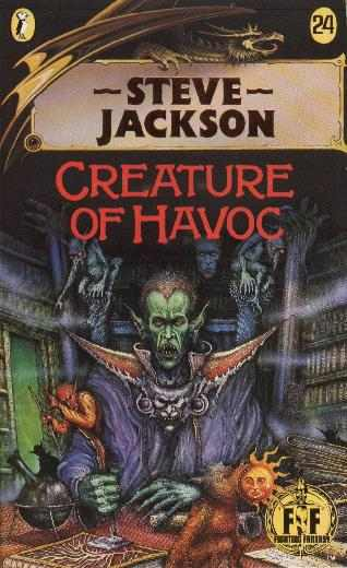 creature paragraph Paragraph 213 paragraph 213 of creature of havoc is one of the most controversial paragraphs in all of fighting fantasy don't delete this again.