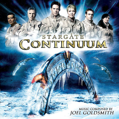Stargate : Continuum affiche