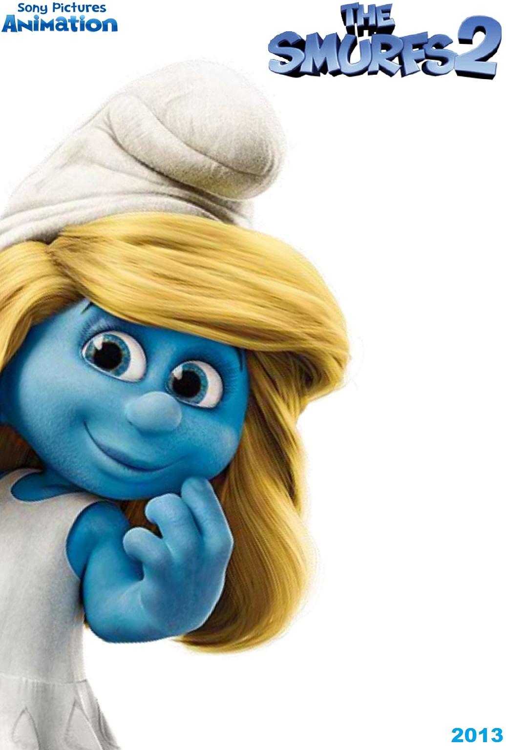 دانلود تریلر The Smurfs 2 اسمورف ها 2
