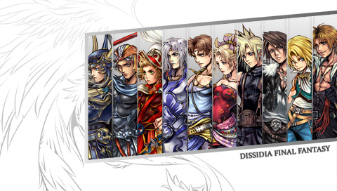 dissidia wallpaper. Dis wallpaper cos ps.