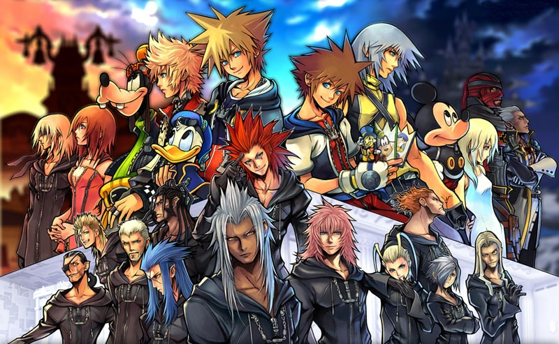 Kingdom Hearts - Picture