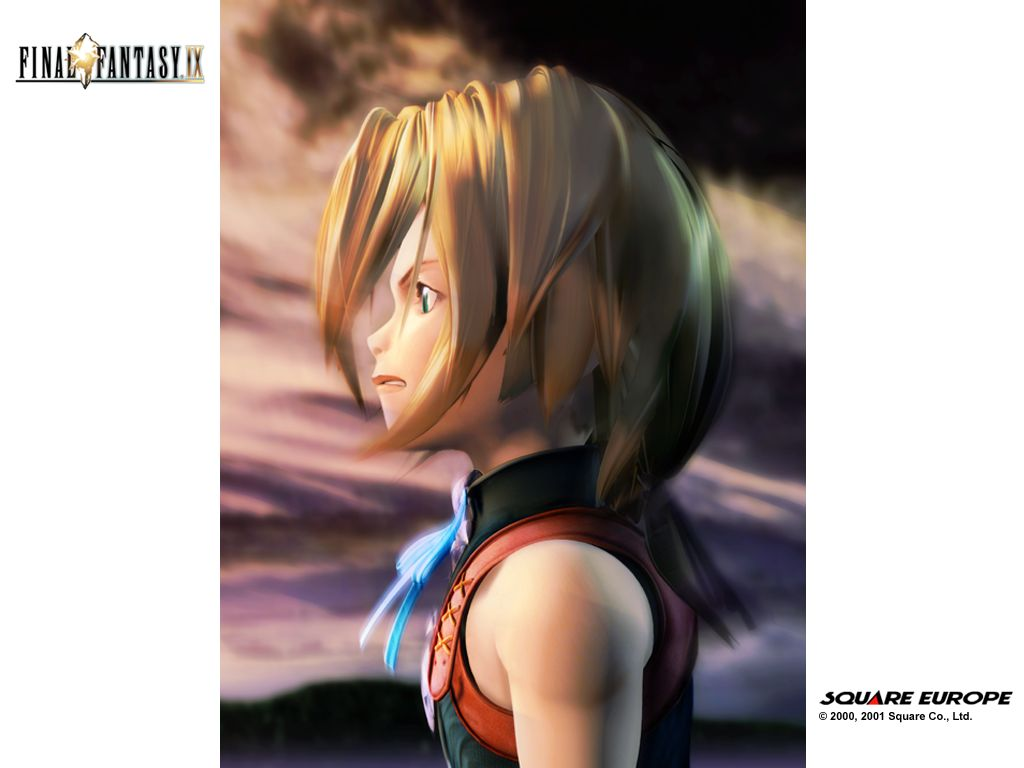 Final fantasy ix wallpapers misc the full wiki - Final fantasy zidane wallpaper ...