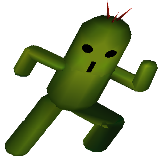 Cactuar - The Final Fantasy Wiki has more Final Fantasy ...