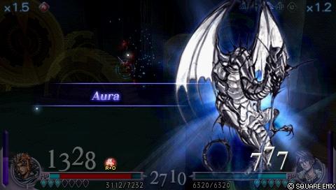 Informacion de Bahamut de Final Fantasy
