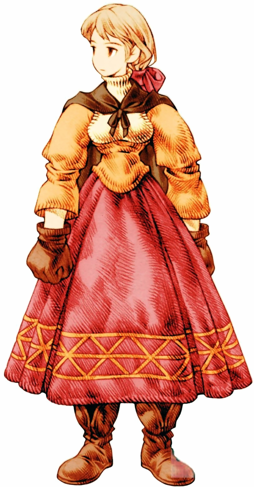 Alma Beoulve - The Final Fantasy Wiki has more Final Fantasy ...