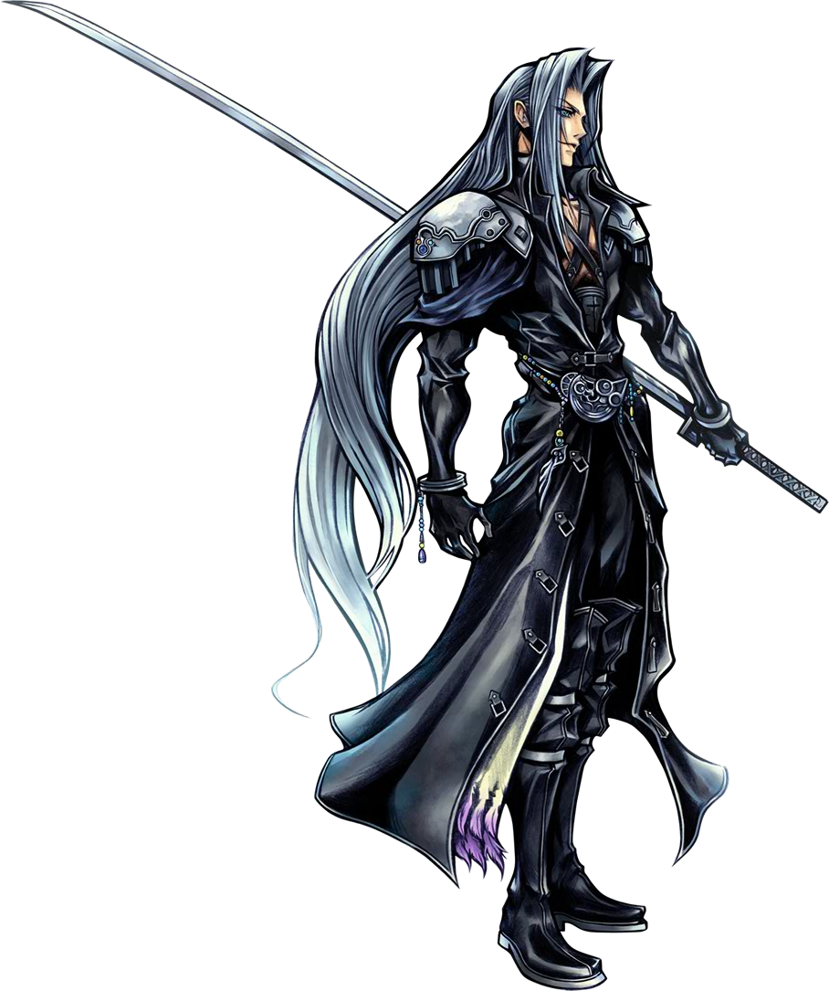 Sephiroth - The Final Fantasy Wiki has more Final Fantasy ...
