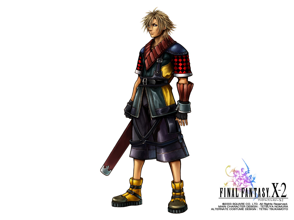 final fantasy x 2 wallpapers misc the full wiki. Black Bedroom Furniture Sets. Home Design Ideas