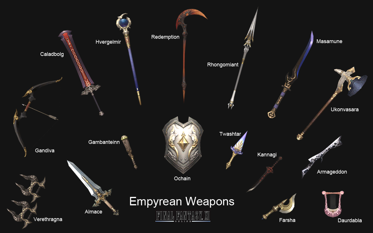 Petition Against Ifrit Weapon Designs  Page 20