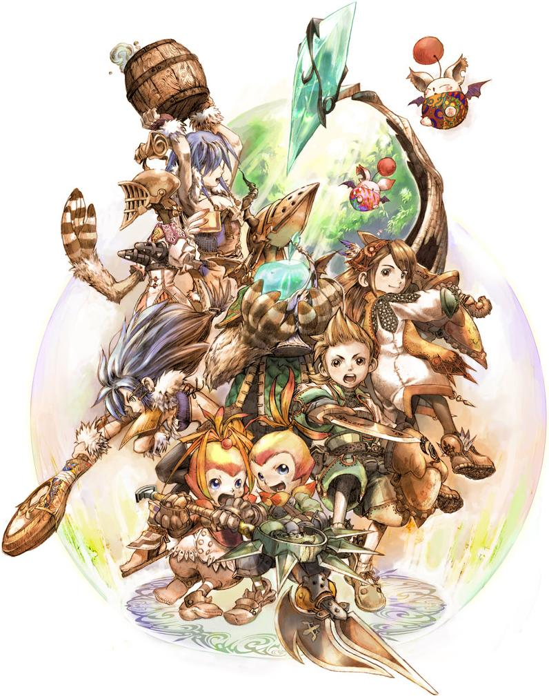 Final Fantasy Crystal Chronicles - The Final Fantasy Wiki has more ...