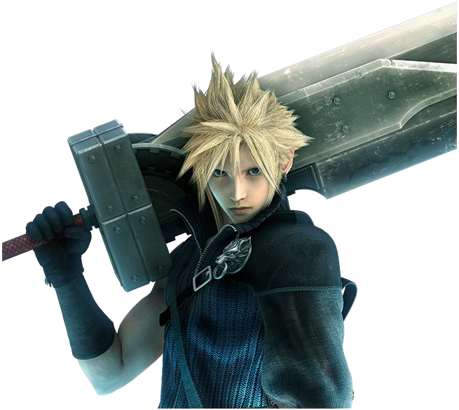 image cloud advent children the final fantasy wiki 10 years of having more. Black Bedroom Furniture Sets. Home Design Ideas