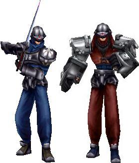 Lark y Ume vs Guardias rancios [Misión ADL] G-Soldier_FFVIII