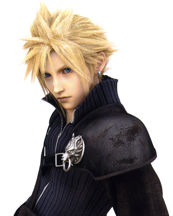Cloud Strife - The Final Fantasy Wiki has more Final Fantasy ...