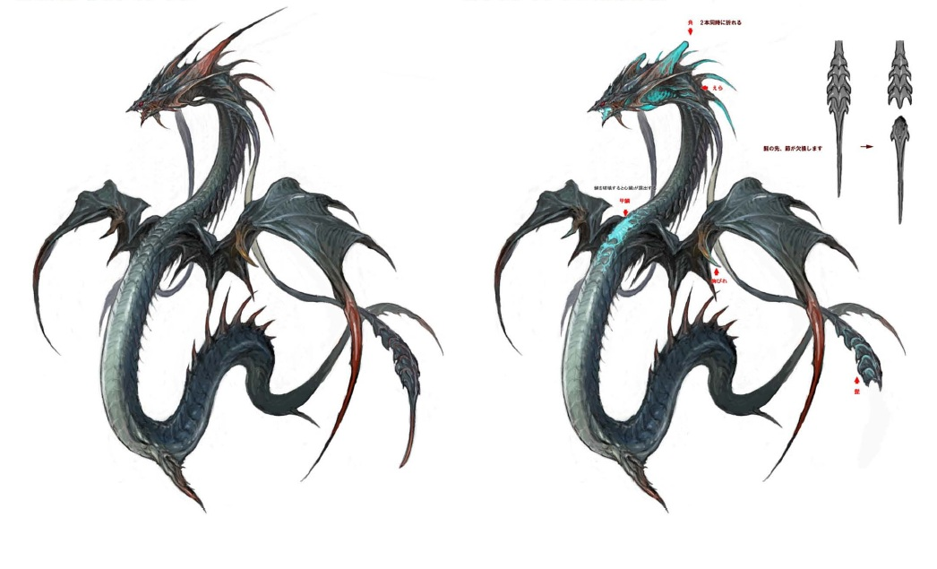 Image - FFXIV Leviathan Artwork.jpg - The Final Fantasy Wiki has more ...