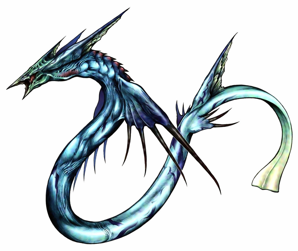 Leviathan - The Final Fantasy Wiki has more Final Fantasy ...