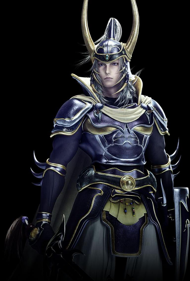 Armitael Gaiden: LM Edition Warrior_of_Light_-_D012_CG