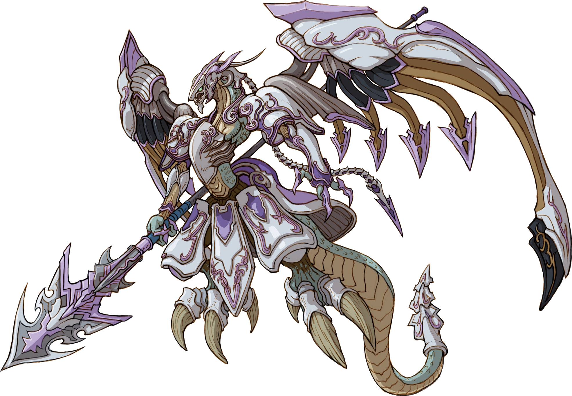 FFXII RW Bahamut.png - The Final Fantasy Wiki has more Final Fantasy ...