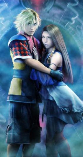 Final Fantasy Lenne And Shuyin 1548  December 2  2006