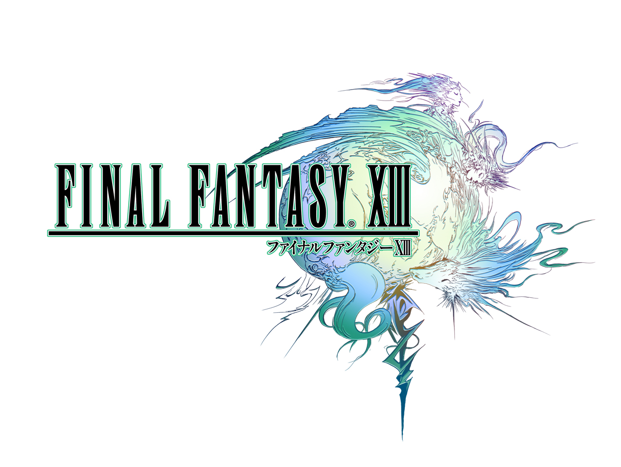 image final fantasy xiii logojpg the final fantasy