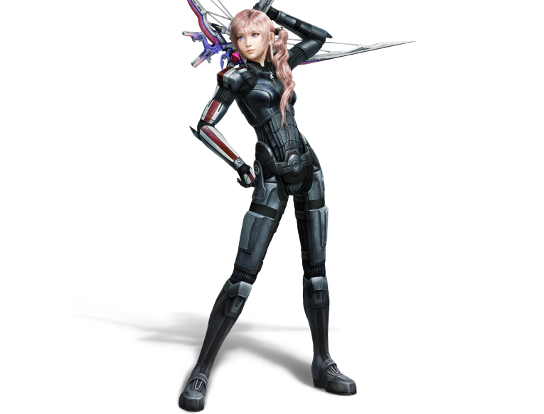 Image - Serah Farron - N7 Armor.png - The Final Fantasy ...