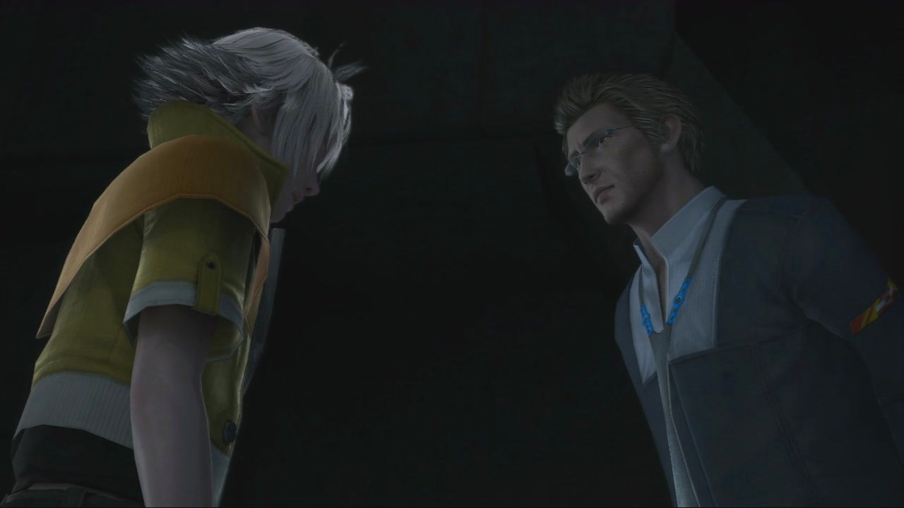 sazh and vanille relationship