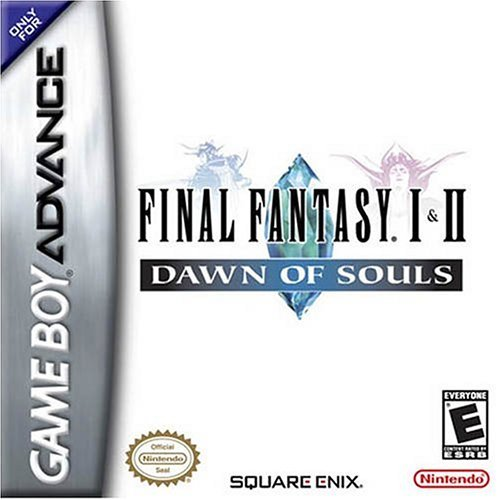 Final Fantasy I & II : Dawn of Souls GBA