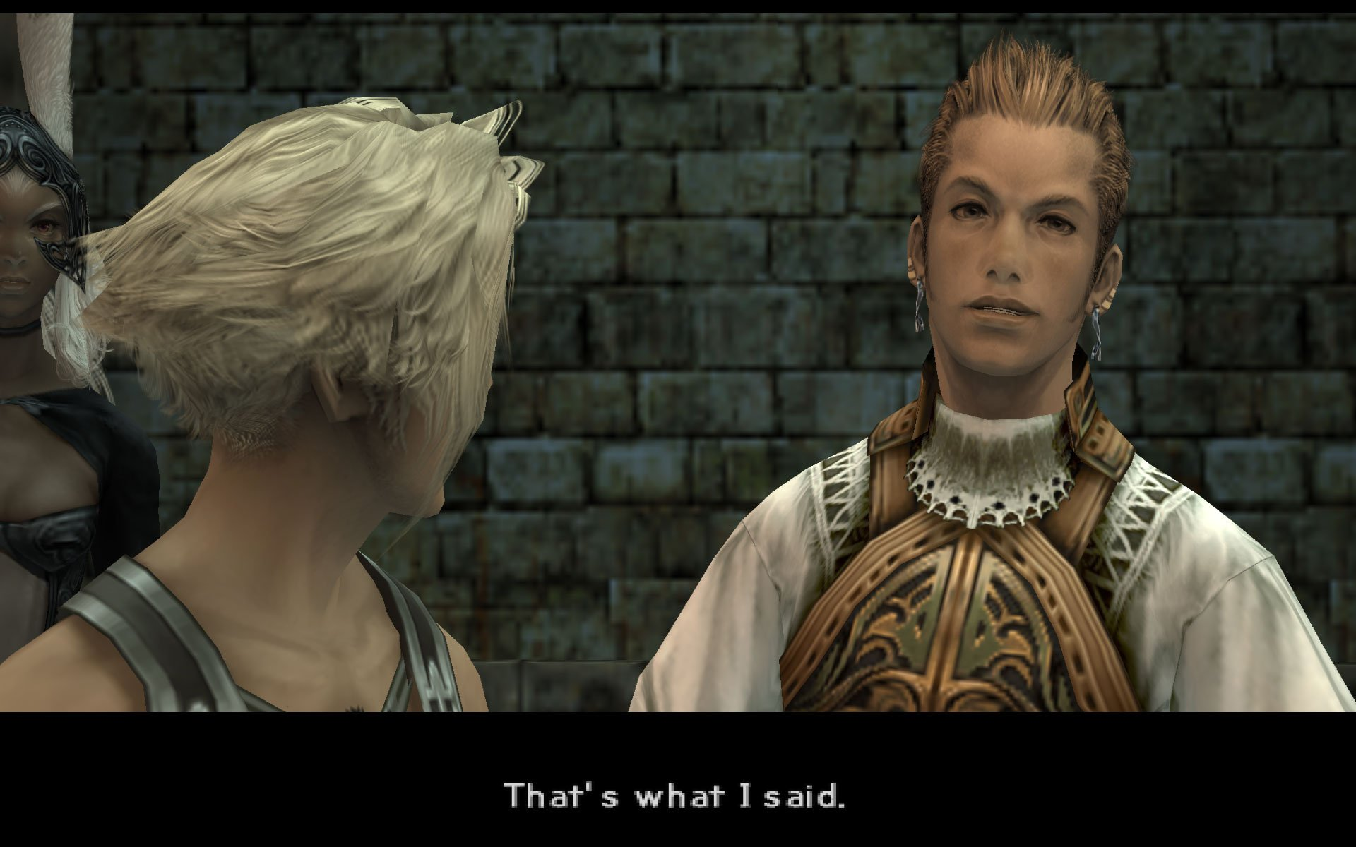 ff12 fran and balthier relationship