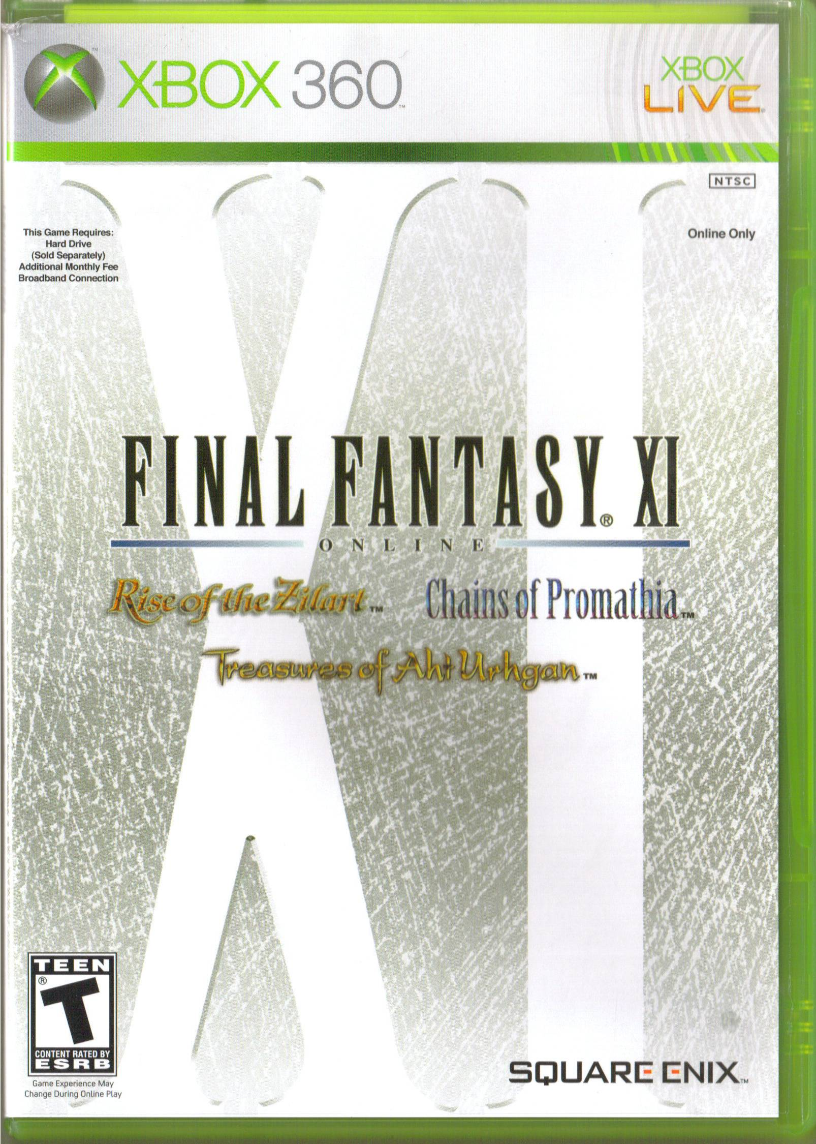 Final Fantasy XI - Wallpaper