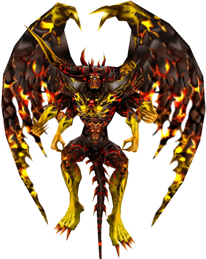 Boss / Villain Suggestion: Chaos DesperadoChaosRender