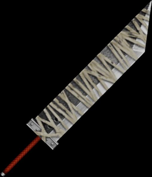 Closer-Zampakuto D012_DLC_Buster_Sword