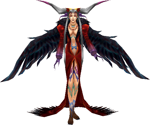 Información de Artemisa de Final Fantasy VIII