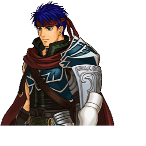 Ike Fire Emblem Radiant Dawn Image - Ike icon.png -...