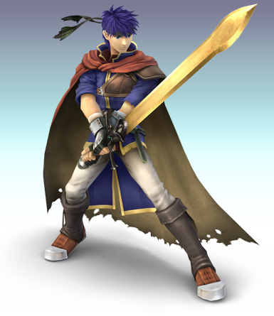 I predict SSB4's roster here. 20080107233643!Ike