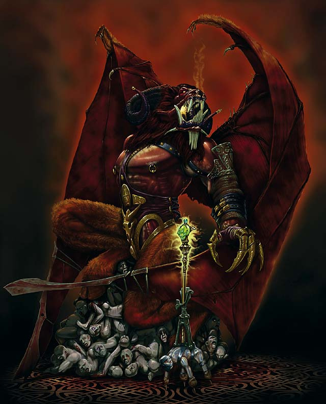 Orcus - The Forgotten Realms Wiki - Books, races, classes, and more