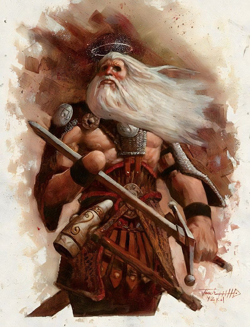 Tyr - The Forgotten Realms Wiki - Books, races, classes, and more