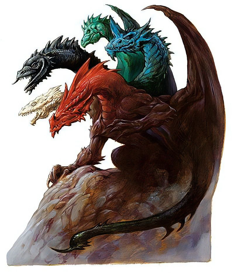 Tiamat - The Forgotten Realms Wiki - Books, races, classes, and more
