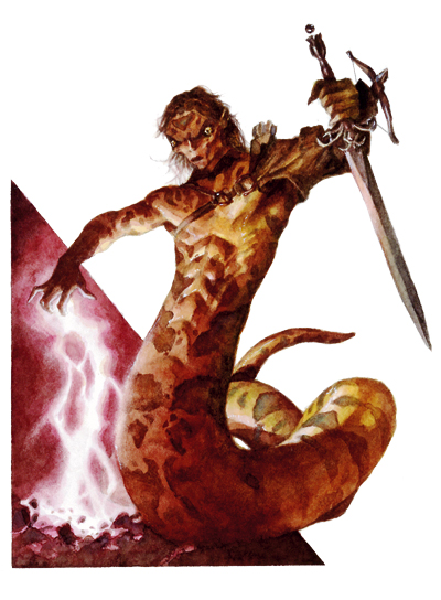 Image - Yuan-ti Mageslayer.jpg - The Forgotten Realms Wiki - Books ...