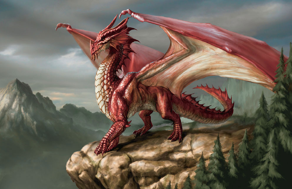 Dnd Red Dragon: Planet Minecraft • View Topic