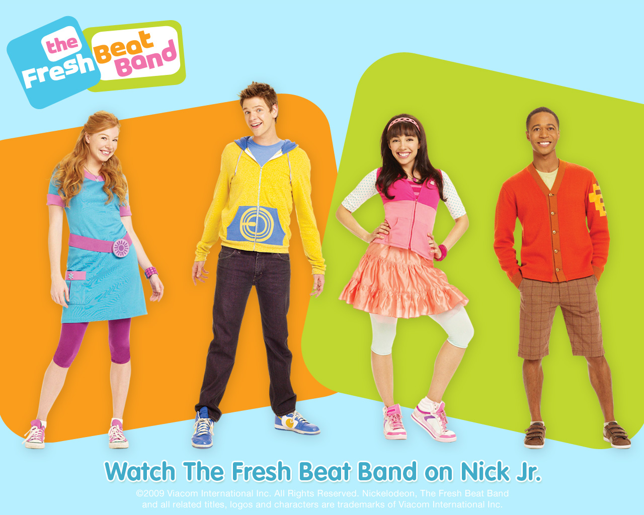 Who are the fresh beat band members dating