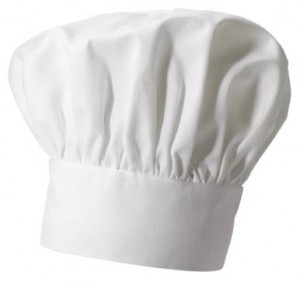 Free Pattern and Directions to Sew a Chef's Hat - Step 3