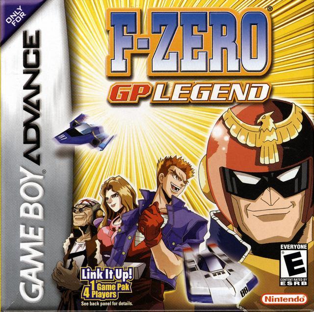 F-Zero : GP Legend GBA