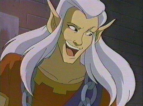 Puck - Grimorum, the Gargoyles Wiki